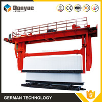 aac transportation crane wall panel machine