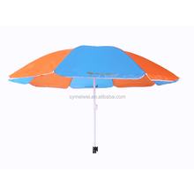 2018 Custom made impression 190 T polyester plage parapluie