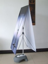 Water Based Outdoor X Banner Stand
