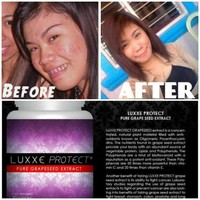 Luxxe Protect Pure Grapeseed Extract 500mg