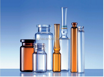 Injection Glass Vial