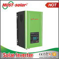 Inverter 5000w pure sine wave solar inverter offgrid high efficiency solar inverter 48V 60A 110V 220V MPPT solar inverter series
