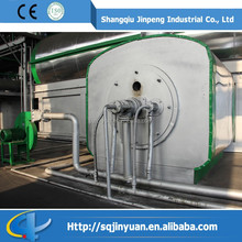 Waste Rubber / Plastic Recycling Machine to Fuel oil