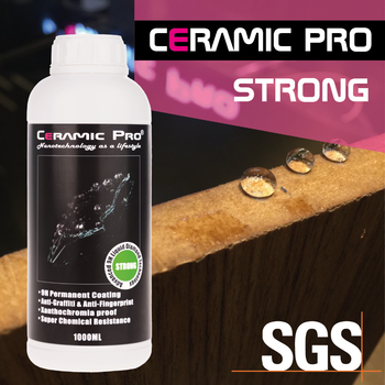 Ceramic Pro Strong - furniture permanent protective nano coating