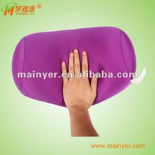 Micro beads filling flowing and squishy pillow,best for support