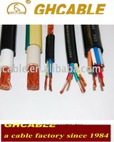 ISO CE SAA SASO UL CCC Certitication PVC Insulated Voltage 450 750 V NYY NYA NYM PVC Building Wire