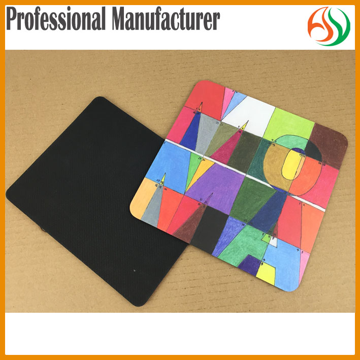 2016 cutting mat custom print mat free sample rubber anti slip mat beauty wholesale pad mouse