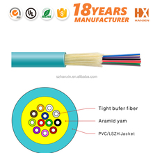 indoor 1 core optical fiber cable for South Africa/ Spain/ Saudi Arabia/ Sweden/ Sri Lanka market