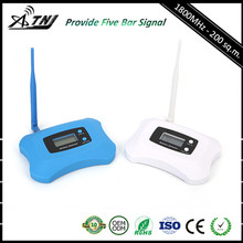 ATNJ gsm 1800Mhz ROHS mobile signal repeater/booster with AGC&ALC