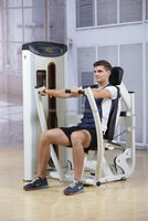 New design MU-001 chest press workout gym and fitness equipment