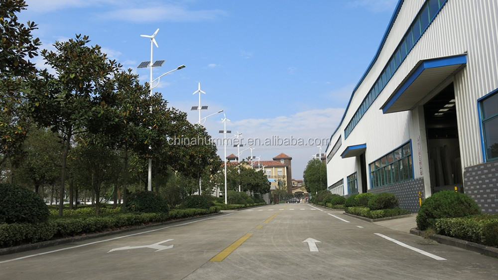 Low Speed Permanent Magnet HAWT Wind Turbine Generator 100KW