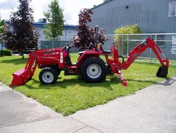 Mahindra 2615 HST Utility Tractor