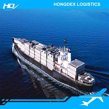 Good price competitive sea freight rates and service guangzho to usa