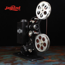 Classical Vintage Metal Model Movie Camera, Restaurant, Office Decorative Items, Home Decor