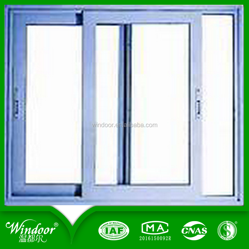 Social Projects Upvc Sliding windows and doors with fly screen