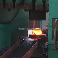 Forged Carbon Grinding Balls With High