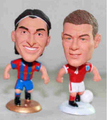 Supply Sportsman Action Figure, 3D Football Player Action Figure