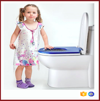 Uf family toilet seat and cover for kids toilet seat