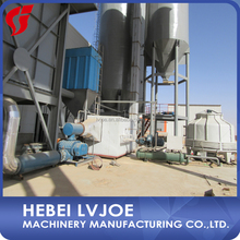 China supplier new product fully automatic gypsum powder making machine plant/ gesso powder production line