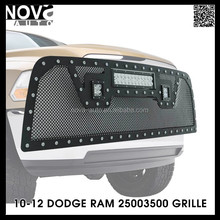 Auto Parts Accessories,Custom Made Front Mesh Grille Car and Truck Grilles For F150 Dodge Ram