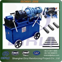 4KW 8A innovative construction equipment thread rolling machine for construction building