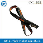 Customized cheap welcome printed lanyards with design logo