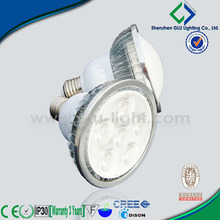 China led light 12w cree Par30 lamp with 3 year warranty
