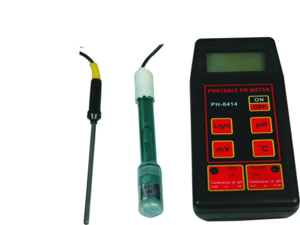 Wincom portable ph meter model ph-8414