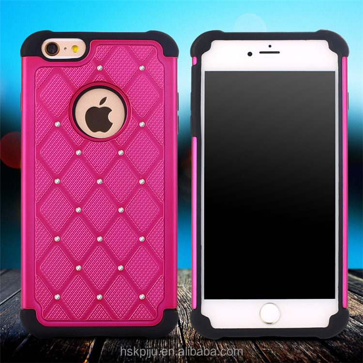 drop protective fashion custom cell phone case for iphone 7/iphone 6s