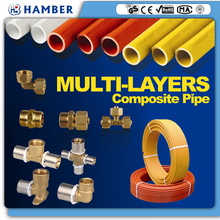HAMBER-80159 ppr pipes and fittings kalde ppr pex pipes kalde fittings dzr brass fittings