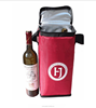 customize wholesale cheap 2016 new style cooler bag for wine logo printing and size customize is available