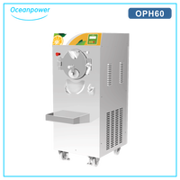Oceanpower OPH60 Gelato Batch Freezer, the best hard ice cream machine