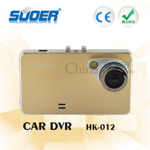 Suoer Full HD portable black box dash camera car camcorder dvr car video with LED lights