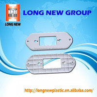 injection molded ABS plastic parts