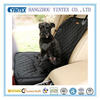 Suede Pet Car Seat Productive Cover