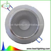 2014 newest shenzhen factory outdoor 15w round recessed led down lighting fixtures
