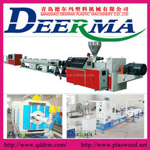 UPVC pipe manufacturing machine pvc pipe machine with price
