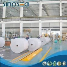 2018 KAIMA brand coated white duplex board manufacturer in indonesia grey back paper mills