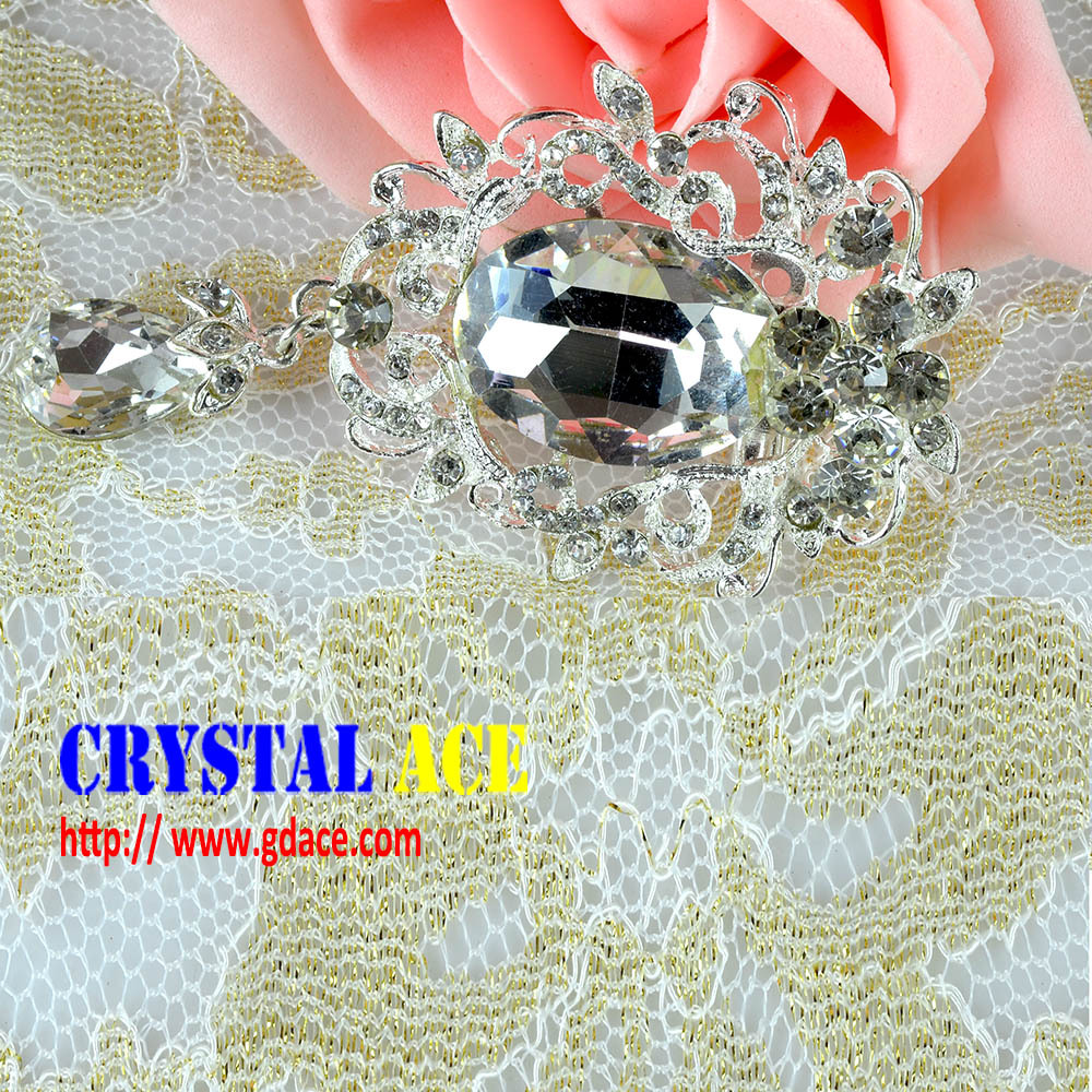 Top quality Rhinestone brooch, crystal brooch pinned on your clothes for decoration