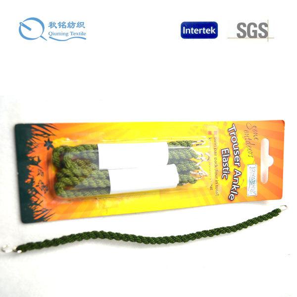 Custom 3 inch diameter rope trouser twisted Army leggings rope boot hand