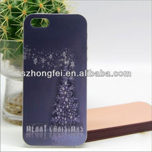 New design Christmas gift IMD tpu cell phone case for iphone5,soft back cover case for iPhone