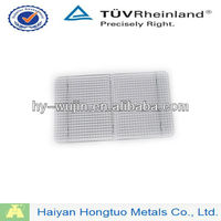 Supermarket Perforated Gridwall Wire Mesh Panel