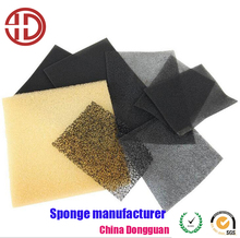 hot sale aquarium bio filter reticulated foam 30 ppi thin filter foam sponge
