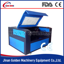 high precision 1060 stone laser engraving machine separable model