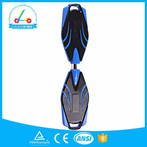 sports safety 2 wheels surf skate wave land surfing board