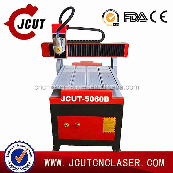 Cheap sale mini cnc pcb router/sculpture wood carving JCUT-5060 cnc router machine/small size