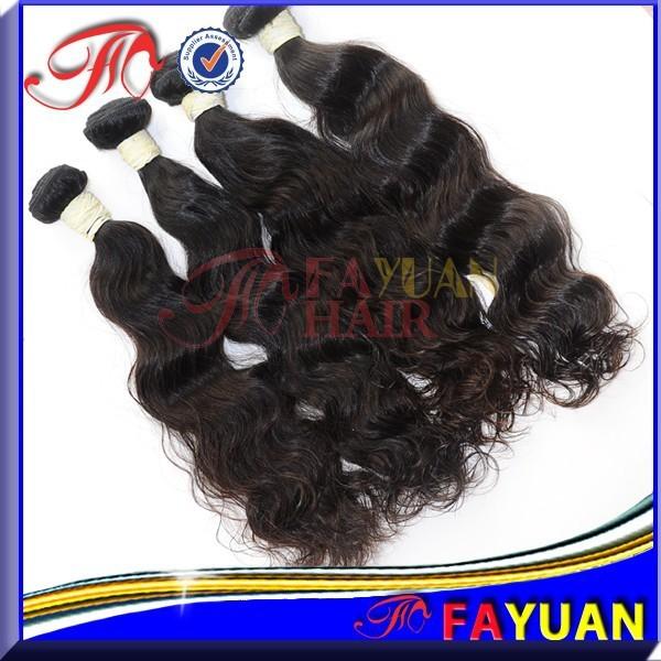 New fashion style 7 A grade deep wave peruvian hair vs malaysian hair