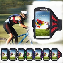 Mobile Phone Bags Arm Band Cases Capas Para Celular Outdoor Running Jogging Sports Armband Case for iPhone 5S 5C SE