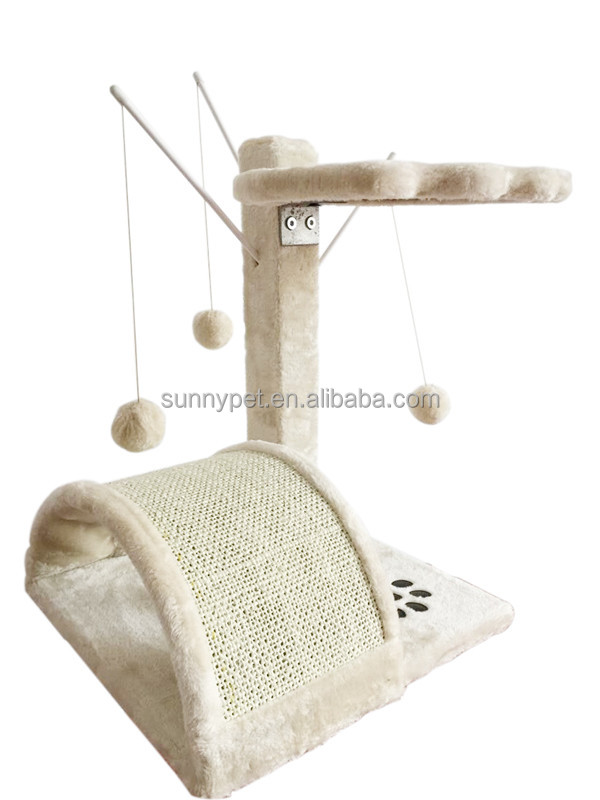 High quality cat tree house for sale