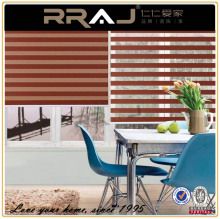 Zebra roman shade mechanism roller blinds